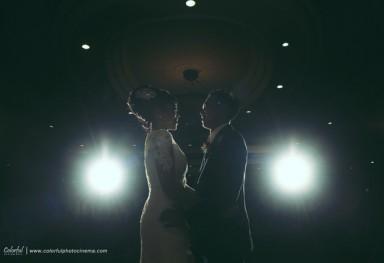 Wedding - Oki and David