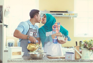 Prewedding - Anis and Ridho