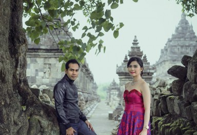 Prewedding - Sherly and Harry