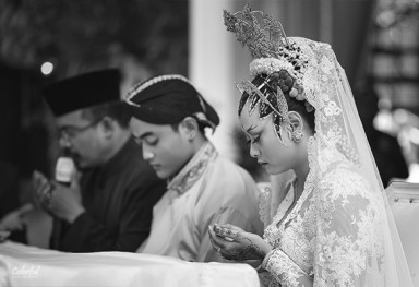 Wedding - Nindy and Deni
