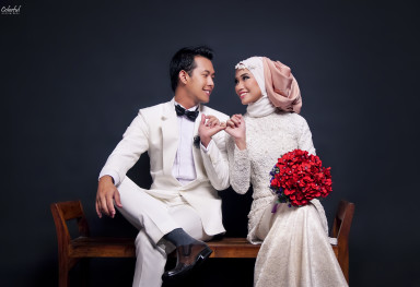 Prewedding - Wida and Afifi